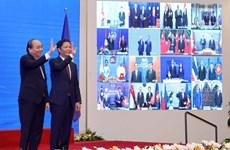 RCEP, gama brillante en el panorama económico mundial