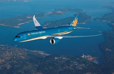 Vietnam Airlines publica su estrategia de desarrollar la ruta Hanoi- Ciudad Ho Chi Minh