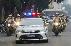 Inauguran Año de la Seguridad Vial 2021 de Vietnam