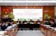 Exhortan en Vietnam fortalecer la protección forestal