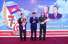 Vietnam y Camboya fomentan nexos de amistad tradicional y cooperación integral