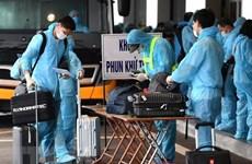 Vietnam reporta un nuevo caso importado de COVID-19