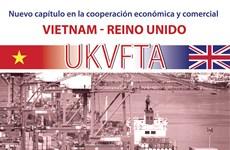 Nuevo capítulo en la cooperación económica y comercial entre Vietnam y Reino Unido