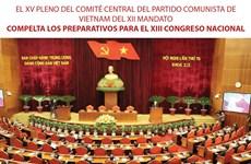 Comité Central del PCV cumple la agenda trazada de su XV pleno