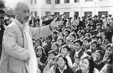 Era de Ho Chi Minh, la más brillante en la historia de la nación vietnamita