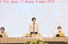 Gobierno de Vietnam dedica esfuerzos a combatir el COVID-19 y asegurar crecimiento sostenible