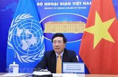 Vietnam participa en candidatura a miembros del CDH del mandato 2023-2025