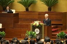 Destacan grandes aportes del Parlamento al desarrollo sostenible de Vietnam