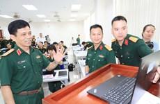 Inauguran en Vietnam curso de entrenamiento a oficiales de estado mayor de ONU