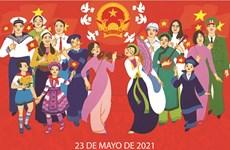 Elecciones legislativas en Vietnam: fiesta de todo el pueblo