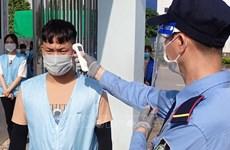 Suma Vietnam otros 100 casos del COVID-19