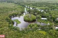 Fortalecen el turismo ecológico en Parque Nacional U Minh Thuong de Vietnam