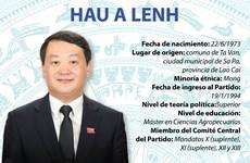 Eligen al ministro y jefe de la Comisión de Asuntos Étnicos de la Asamblea Nacional de Vietnam