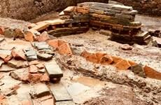 Presentan nuevos descubrimientos arqueológicos de antigua capital vietnamita