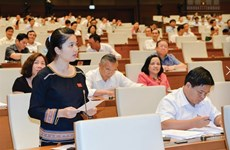 Vietnam aboga por mayor representatividad de minorías étnicas en el Parlamento