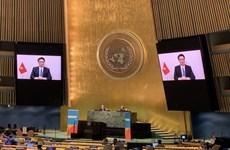 Vietnam comparte en ONU experiencias en lucha contra VIH/SIDA