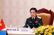 Participa Vietnam en IX Conferencia de Seguridad Internacional de Moscú