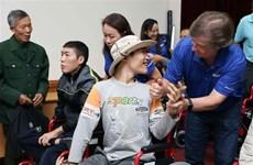Efectuarán en Vietnam actividades en homenaje a víctimas de dioxina