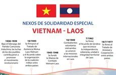 Nexos de solidaridad especial Vietnam - Laos