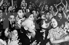 Testamento del Presidente Ho Chi Minh: antorcha de camino revolucionario de Vietnam  