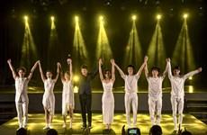 """Artistas vietnamitas brillan en el Festival internacional de baile contemporáneo Xposition '""""O""""  """