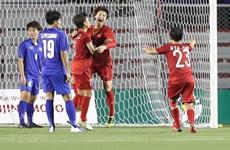 SEA Games 30: Equipo de fútbol femenino de Vietnam defendió con éxito el trono