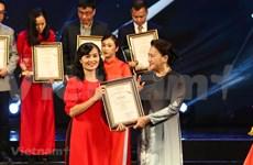 Vietnamplus consolida prestigio en Premio Nacional de Informaciones para el Exterior de Vietnam