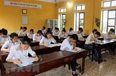 Adoptan decisiones sin precedentes para organización de examen de bachillerato 2020 en Vietnam  