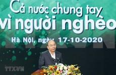 Reducción de la pobreza en Vietnam es una misión clave, según el premier