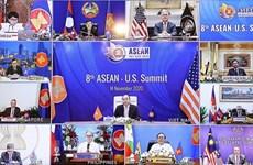 Premier de Vietnam preside octava Cumbre ASEAN- Estados Unidos