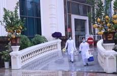 Bloquean locaciones en Ciudad Ho Chi Minh relacionados con nuevo caso de COVID-19