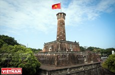 La Torre de la Bandera Nacional: testigo del desarrollo de la capital vietnamita