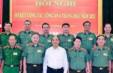 Presidente de Vietnam exige esfuerzos para reducir casos delictivos
