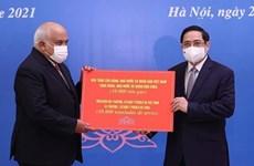 Premier de Vietnam propone intensificar lazos con Cuba en producción de vacunas