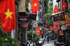 Refuerzan control de COVID-19 durante asueto por Día Nacional en Vietnam