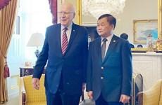 Vietnam y Estados Unidos agilizan cooperación de Defensa