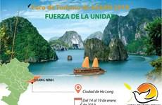 [Info] Foro de Turismo de ASEAN 2019 en Halong