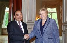 [Fotos] Vietnam y Noruega robustecen relaciones