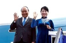 [Fotos] Primer ministro vietnamita, Nguyen Xuan Phuc, inicia su visita oficial a Suecia