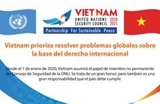 [Info] Vietnam prioriza resolver problemas globales sobre la base del derecho internacional