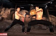[Fotos] Las artes marciales vietnamitas atraen a extranjeros