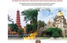 [Info] 20 obras de arquitectura budista más destacadas del mundo