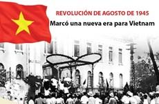 [Info] Vietnam conmemora 74 aniversario de la Revolución de Agosto