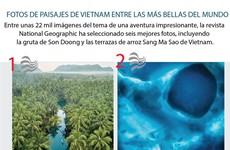[Info] FOTOS DE PAISAJES DE VIETNAM ENTRE LAS MÁS BELLAS DEL MUNDO