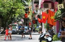 [Foto] Hanoi se viste de fiesta en Día de la Independencia