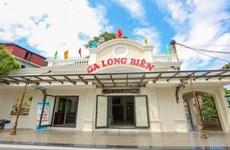 [Foto] Antigua estación de tren Long Bien tras su restauración