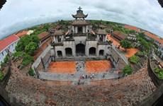 [Foto] Catedral de piedra Phat Diem en Ninh Binh