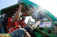 [Foto] Carrera de automóviles de terreno PVOIL CUP 2019 en Hanoi