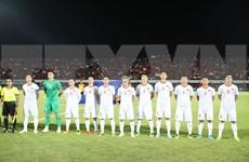 [Foto] Continúa Vietnam racha invicta en eliminatoria asiática de Copa Mundial