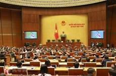 [Foto] Imágenes de la inauguración de  octavo período de sesiones de Asamblea Nacional de Vietnam